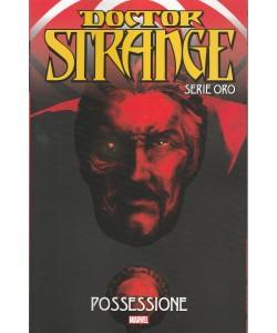 """Doctor Strange Serie Oro vol. 4 """"Possessione"""" by Tuttosport"""