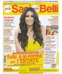 Piu' Sani Piu' Belli Magazine - mensile n. 6 (78) Giugno 2017