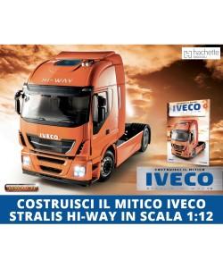 Costruisci IVECO Stralis HI-Way E6 - lotto n. 10 uscite a scelta - scala 1:12