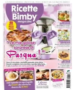 """Ricette per il mio Bimby Magazine N° 17 """"Le mie golose sorprese di Pasqua!"""""""