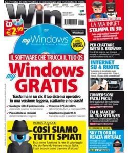 Win Magazine N° 229 my Windows GRATIS