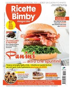 Ricette per il mio Bimby Magazine N° 19 Panini ... altro che spuntini!