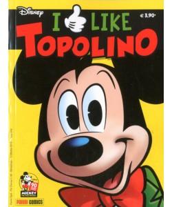 Piudisney - N° 80 - I Like Topolino - Panini Disney