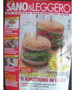 Sano & Leggero - n. 11 - novembre 2018 - mensile