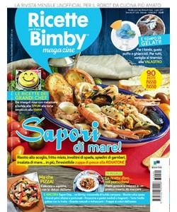 Ricette per il mio Bimby Magazine N° 20 Sapori di mare!