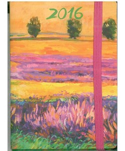 Agenda 2016 Giornaliera 7x10cm-Mod.115 TascaUno-Cangini Filippi Panorana