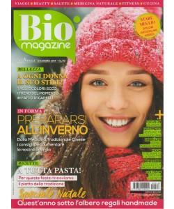 Bio Magazine - n. 62 - mensile - dicembre 2019 -