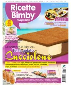 Ricette per il mio Bimby Magazine N° 21 Torta gelato CUCCIOLONE