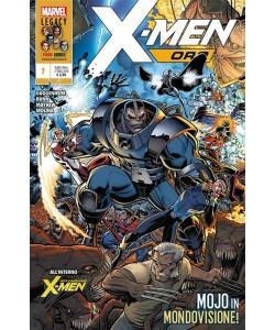 Gli Straordinari X-Men  X-Men Oro  7