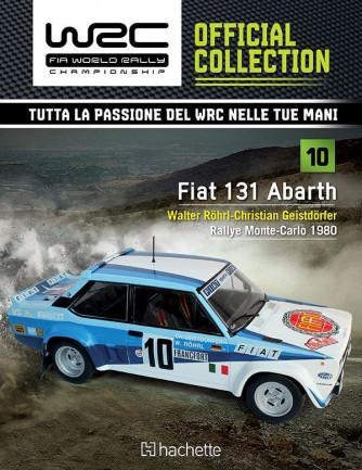 WRC uscita 10