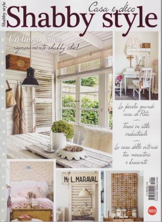 Shabby Style - Casa e deco - n. 41 - bimestrale - maggio - giugno  2021-