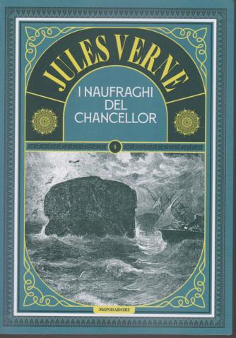 Jules Verne - I naufraghi del Chancellor - n. 68 - 29/12/2020- settimanale - 183 pagine