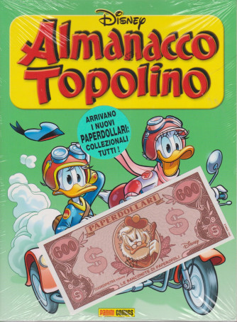 Almanacco Topolino - N° 3 -  bimestrale - 28 agosto 2021 -