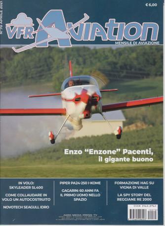 Vfr Aviation - n. 70 - aprile   2021 - mensile