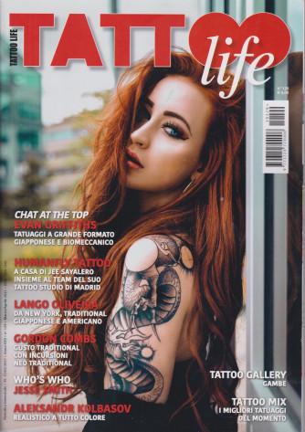 Tattoo Life - n. 129 - bimestrale - marzo - aprile 2021