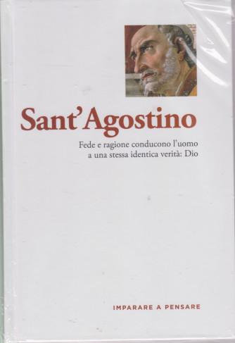 Imparare a pensare - Sant'Agostino  - n. 15 - settimanale -6/5/2021 - copertina rigida