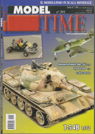 Model Time - n. 293 - mensile - dicembre 2020