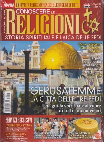 Conoscere le religioni - n. 1 - bimestrale - ottobre - novembre 2021