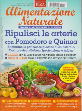 Alimentazione naturale - Ripulisci le arterie con pomodoro e quinoa -  n. 69  - mensile - luglio 2021