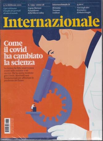 Internazionale - n. 1395- 5/11 febbraio 2021 - settimanale -2 riviste