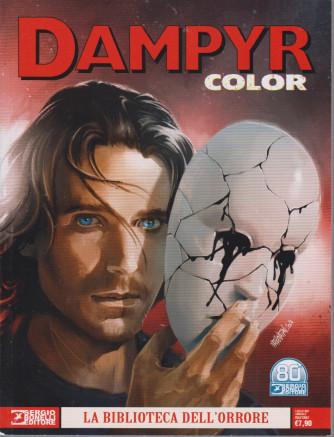Dampyr Color - La biblioteca dell'orrore - n. 11 - 30 luglio 2021  - annuale -