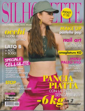 Silhouette Donna pocket -  n. 5  -maggio 2021 - mensile
