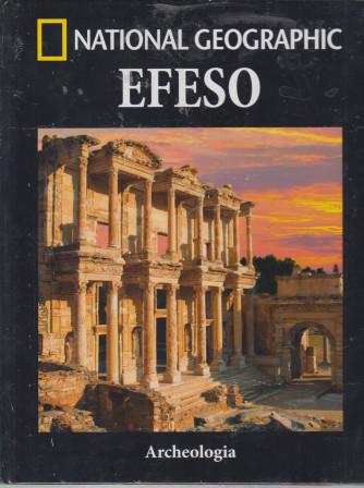 National Geographic -Efeso - n. 26 -Archeologia -  settimanale - 16/7/2021 - copertina rigida