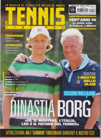 Il tennis italiano - n. 2 - febbraio 2021 - mensile