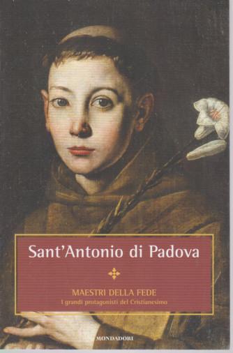 I Libri di Sorrisi 2 - n. 25- Maestri della fede - Sant'Antonio di Padova - 21/5/2021- settimanale -
