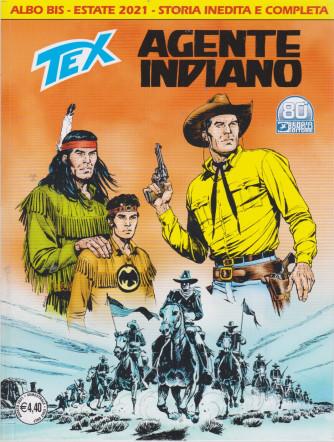 Tex - Agente indiano - n. 5 - agosto 2021- semestrale