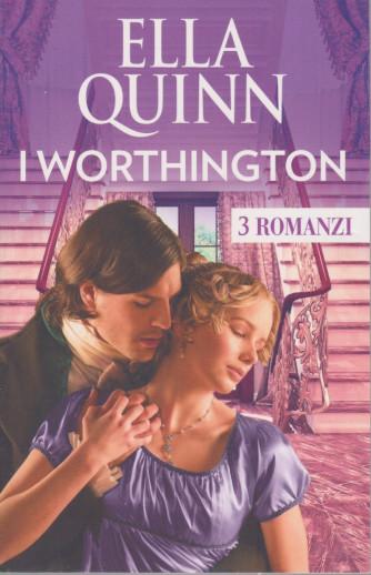Ella Quinn - I Worthington - n. 13 - bimestrale - 25/5/2021 -