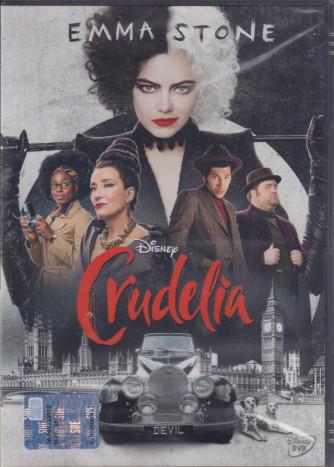 I Dvd di Sorrisi Collection 4 - n. 7 -Crudelia  settimanale - novembre 2021