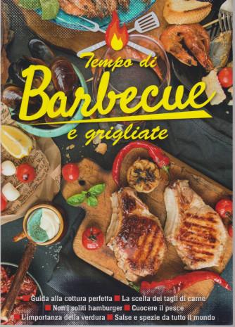 Tempo di Barbecue e grigliate - n. 3 - 26/4/2021 -