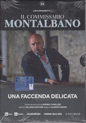 Luca Zingaretti in Il commissario Montalbano - Una faccenda delicata - n. 11 - 6 luglio 2021 - settimanale