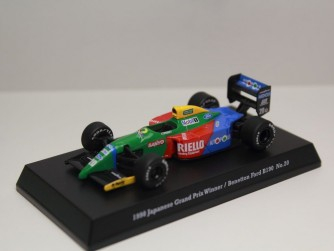 Formula 1 - Auto Collection Nelson Piquet - Benetton B190 - 1990