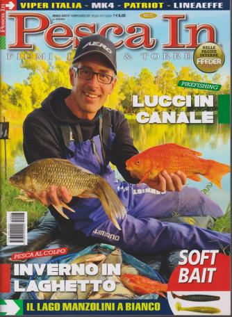 Pesca in - n. 3 - mensile -marzo 2021