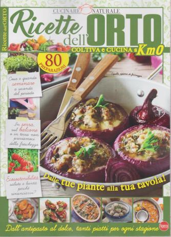 Cucinare naturale - Ricette dell'orto - n. 1 - bimestrale - marzo - aprile 2021