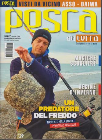 Pesca da terra - n. 3  - marzo 2021- mensile