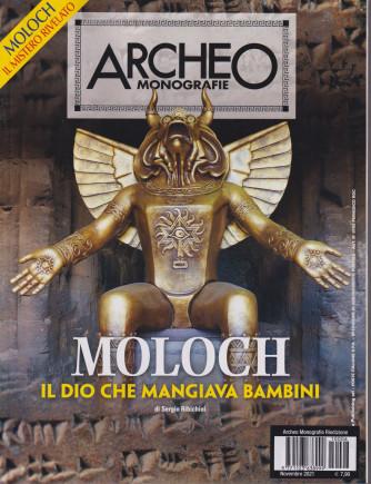 Archeo Monografie - n. 6 -Moloch. Il dio che mangiava bambini - novembre 2021