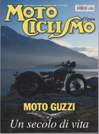 Motociclismo  d'Epoca - n. 2 - mensile -maggio - giugno 2021