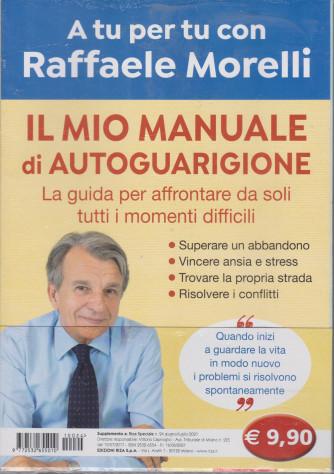 Riza Speciale - Il mio manuale di autoguarigione- n. 24 -giugno - luglio 2021