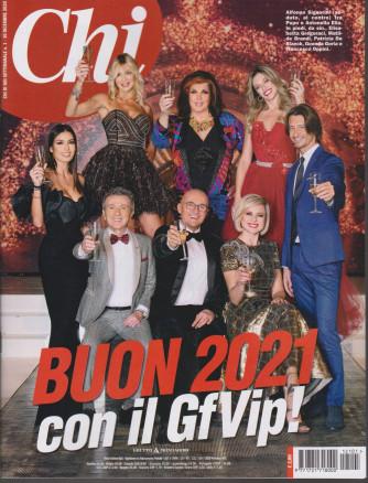 Chi - n. 1- settimanale - 30 dicembre 2020