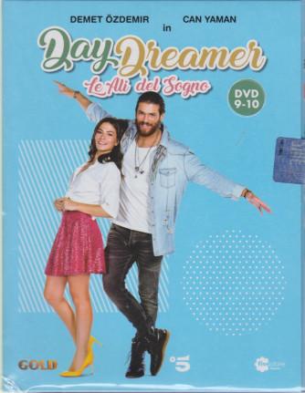 Day Dreamer - Le ali del sogno - n. 6 -quinta   uscita   - 2 dvd + booklet -27 febbraio 2021   - settimanale
