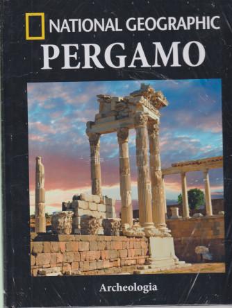National Geographic -Pergamo - n. 28 -Archeologia -  settimanale - 6/8/2021 - copertina rigida