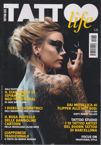 Tattoo Life - n. 130 - bimestrale -maggio - giugno 2021
