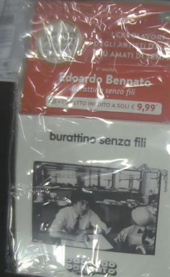 Le raccolte musicali di Sorrisi - n. 19 - 1 dicembre 2020 - sesta uscita - Edoardo Bennato - Burattino senza fili  - cd + libretto inedito