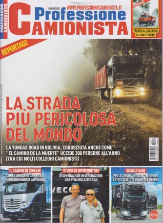 Professione Camionista - n. 270 - luglio   2021- mensile