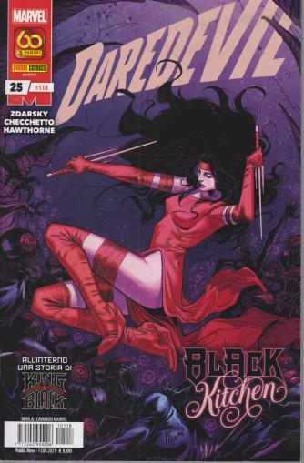 Daredevil - Black Kitchen - n. 118 - mensile - 1 luglio   2021