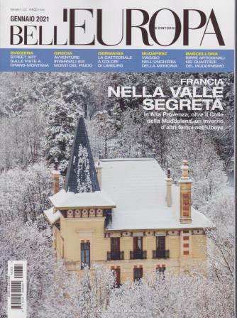 Bell'europa e dintorni - n. 333 - mensile - gennaio 2021