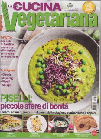 La mia cucina vegetariana - n. 107 - bimestrale -giugno - luglio 2021